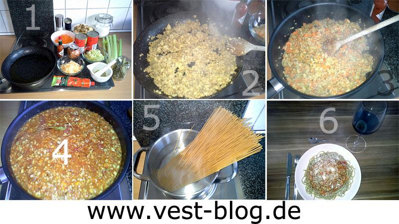 vegetarische-Bolognese