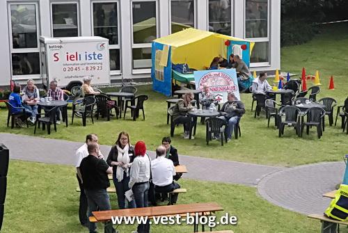 Steinbesi Hochschule Essen