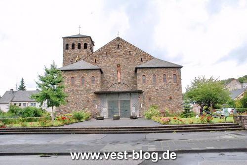 Kirche in Lahnstein