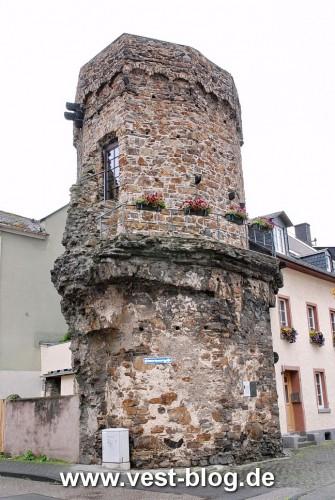Stadtmauer Lahnstein