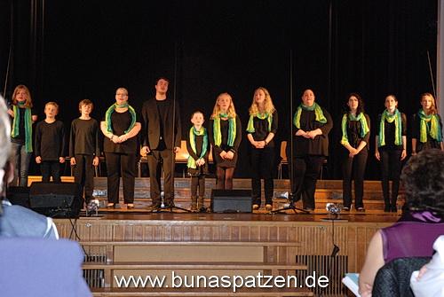 Jubiläumskonzert Bunaspatzen