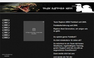 http://www.raptors-paintball.de