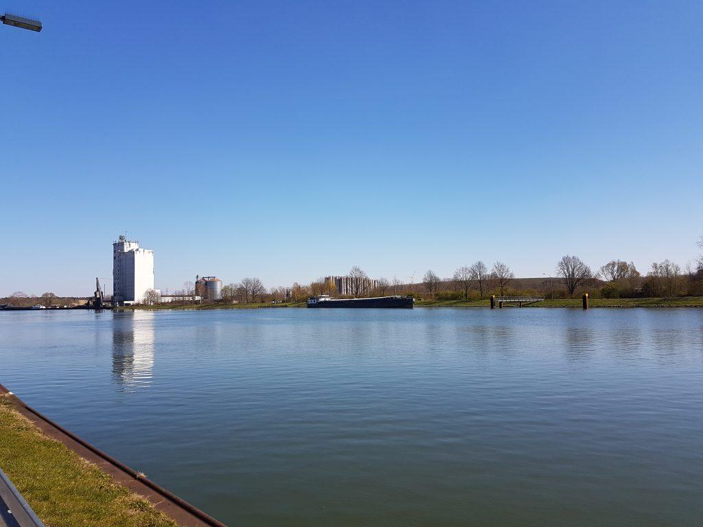 Wesel-Datteln-Kanal Schleuse Dorsten VestBlog MarlBlog