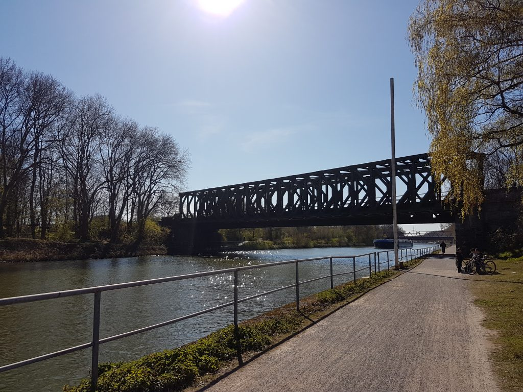 Kanalbrücke Rhein-Herne-Kanal VestBlog MarlBlog
