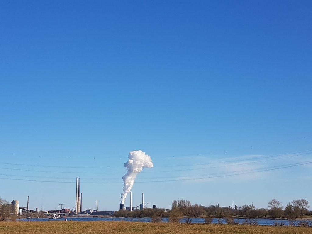 Rhein Industrie Duisburg VestBlog MarlBlog