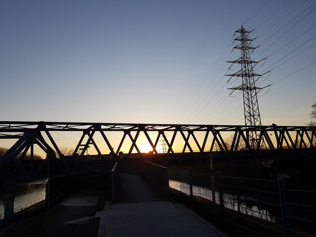 Brücke Oberhausen VestBlog MarlBlog